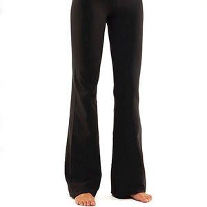Like New Black Lululemon Yoga Pants Size 6